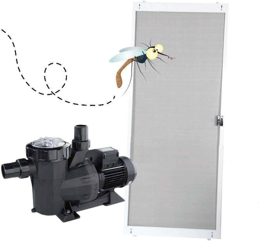 Service de réparation de moustiquaire